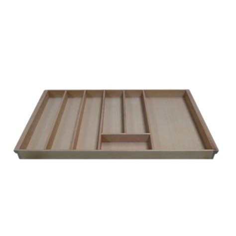 Cutlery Drawer Inserts 500mm by New Kitchen Beech Cutlery Tray Drawer Insert 800mm Sale In