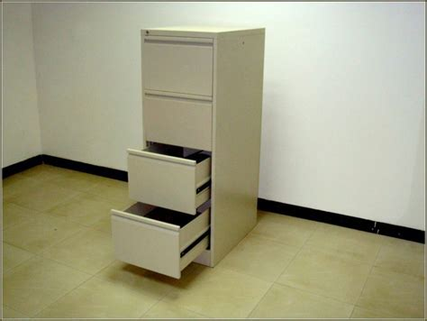 File Cabinets: interesting staples 4 drawer metal file
