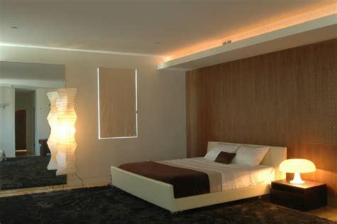 schlafzimmer indirekte beleuchtung 55 ideen f 252 r indirekte beleuchtung an wand und decke