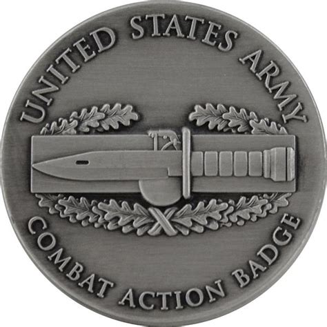 Army Rack Builder With Badges by U S Army Combat Badge Coin Usamm