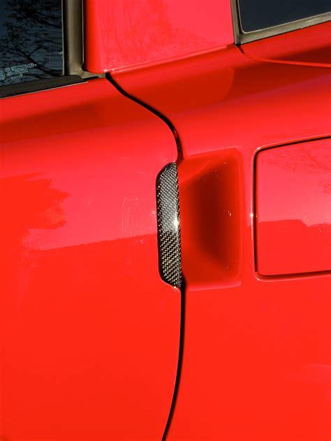 C6 Corvette Door Handle by New Carbon Fiber Door Handles Smokinvette Forums