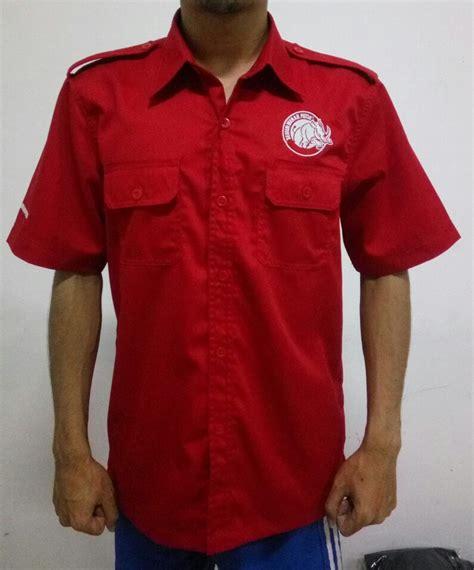 Seragam Merah Putih Seragam Kerja Merah Putih Indonesia Seragam Kerja