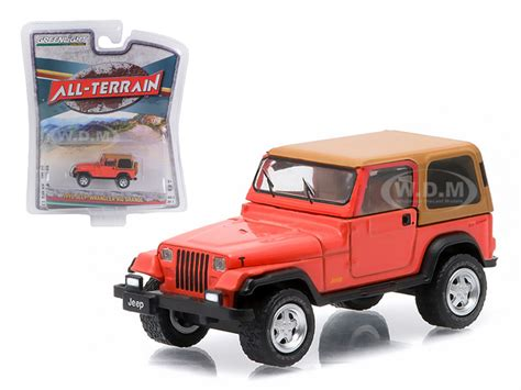 Greenlight 164 Seri2 All Terrain2012 Jeep Wrangler diecast jeep models hobby zone has the best selection and most competitive prices for