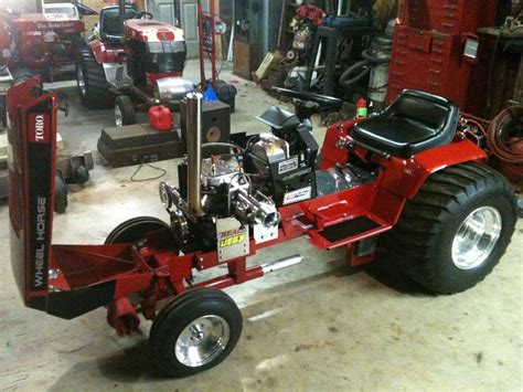 Garden Pulling Tractors For Sale by Garden Tractor Pulling Parts Smalltowndjs