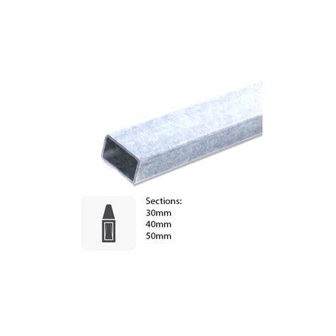 Barre Aluminium Rectangulaire 4626 by Rectangulaire En M 233 Tal Galvanis 233