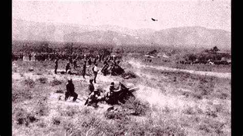 la guerra de los 191 que fue la guerra de los mil d 237 as