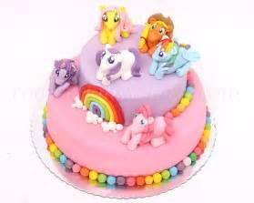 Moj mali poni torta sa figuricama ponija