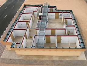 Easy House Design Software match modular armored tactical combat house action target