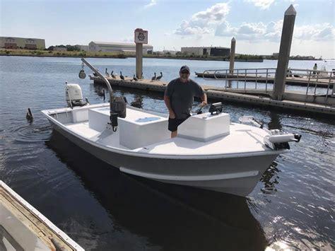 hanson boats hanson boats 2018 hanson 23 commercial boat bait