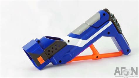 Nerf N Strike Elite Retaliator Ready Stock retaliator shoulder stock nerf wiki fandom powered by wikia