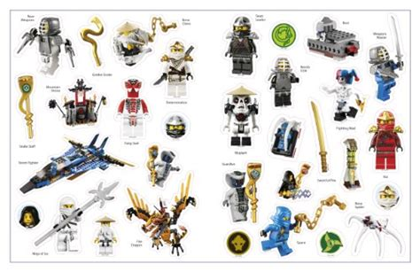 Ninjago Aufkleber Mit Namen by Ultimate Sticker Collection Lego Ninjago Ultimate