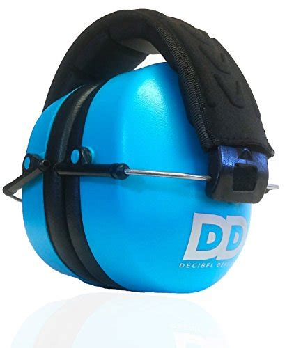 comfortable hearing protection professional safety ear muffs by decibel defense 37db