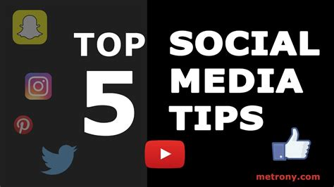 8 best social media caigns top five social media tips