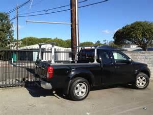 Thule Xsporter Pro 500 Truck Rack by Thule 500 Xsporter Pro Truck Bed Racks On Nissan Frontier