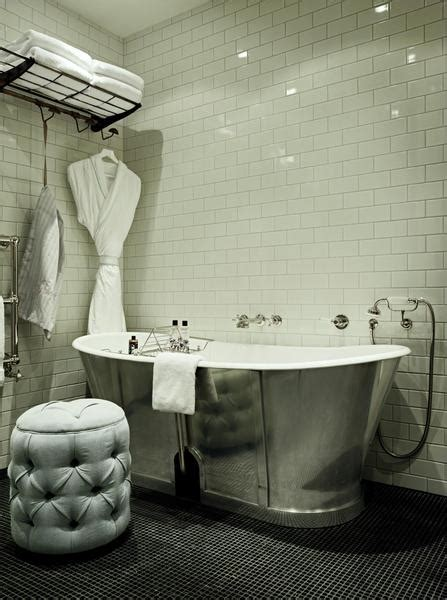 soho house bathrooms membership clubs like the soho house glossytimes