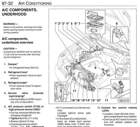 03 jetta a c compressor diagram 31 wiring diagram images