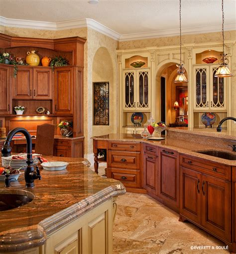 mediterranean kitchen cabinets thonotosassa mediterranean kitchen other metro by
