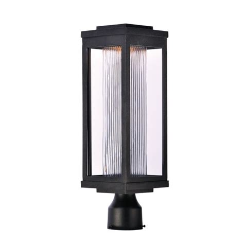 outdoor led pole lights salon led 1 light outdoor post outdoor pole post mount