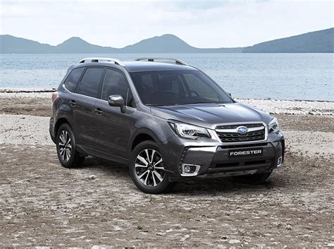 subaru forester 2016 colors subaru forester iv restyl 233 2018 couleurs colors
