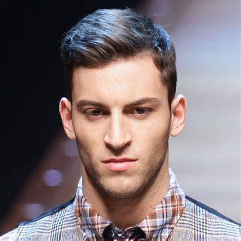 mens short hairstyle no part pictures of men s short and stylish haircuts gallery 6