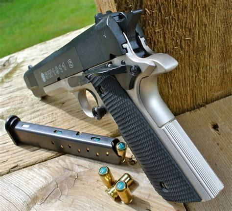 Umarex Sw1911 S 9mm P A K Blank Gun Full Review Replica