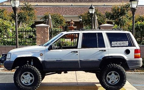 Custom 96 Jeep Grand Jeep Grand 4x4 Project Zj Part 38 Custom 2x6