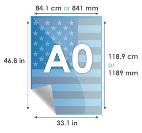 paper size a0, a1,a2, a3, a4, a5 to understand