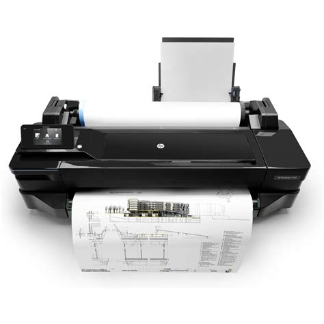 Printer Hp T120 hp designjet t120 budget economy a1 large format printer