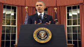 oval office obama video president obama addressed the american people last