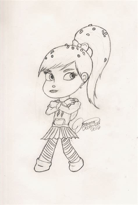 sugar rush racers coloring pages sugar rush racer by mystory557 on deviantart