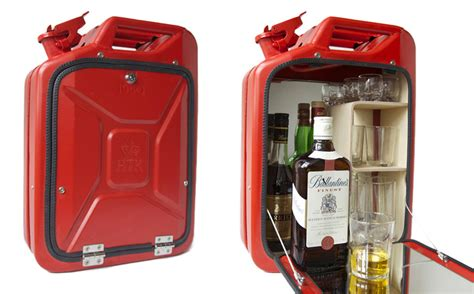 Jerry Can Bar Cabinet Jerry Can Bar Cabinet The Awesomer
