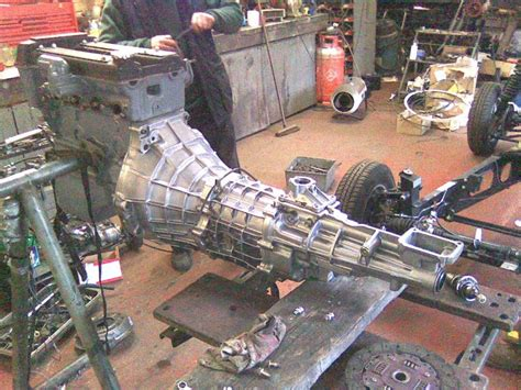 donor  speed gearbox possibility mods  lotuselannet