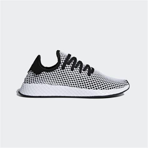 adidas deerupt runner shoes black adidas us