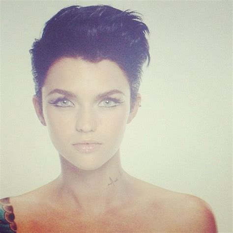 ruby rose hair 1000 ideas about ruby rose hair on pinterest ruby rose
