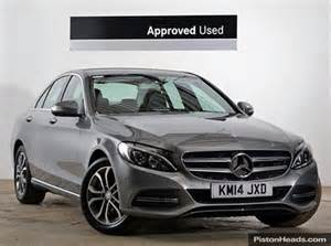 Mercedes Swansea Used 2014 Mercedes C Class Saloon C200 Sport For Sale