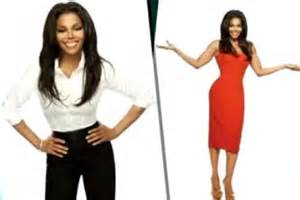 Janet Jackson New Weight Loss Effort And Diet by Janet Jackson Weight Loss Nutrisystem Spokesperson Debuts