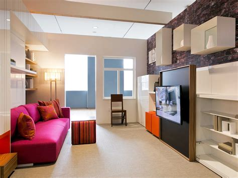 Micro Apartment | interior design of ny micro units business insider