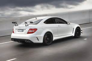 mercedes c63 amg coupe black series unleashed