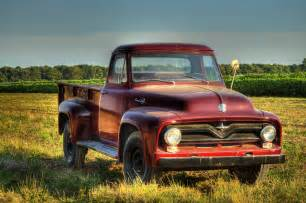 classic ford truck wallpaper image 647
