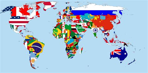 flags of the world with crosses international student funding student finance