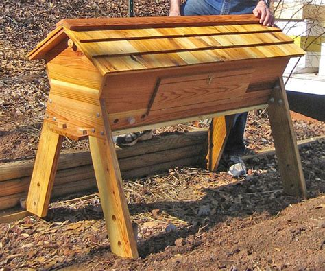 build a top bar beehive chop wood carry water plant seeds low cost pesticide
