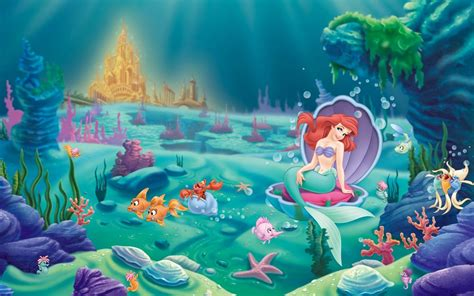 Disney Mermaid Wallpaper | ariel wallpapers best wallpapers