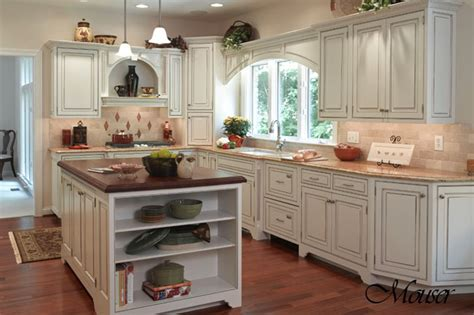Country Style Kitchen Furniture by Country Kitchens Design Styles Monarch Kitchen Amp Bath