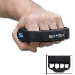 brass knuckle taser shut up and take my money