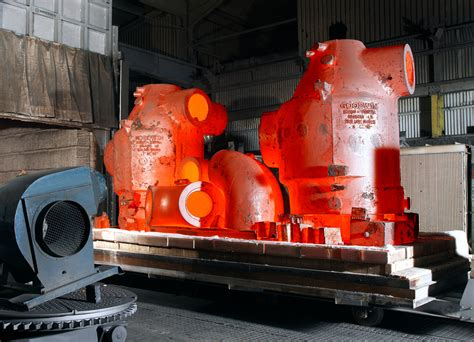 how do you heat treat steel file castings fresh from the heat treatment furnace jpg