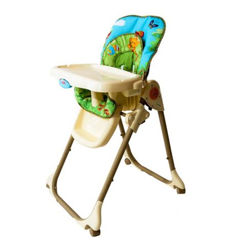 Fisher Price Rainforest Healthy Care High Chair by Fisher Price Rainforest Healthy Care Review Babygearlab