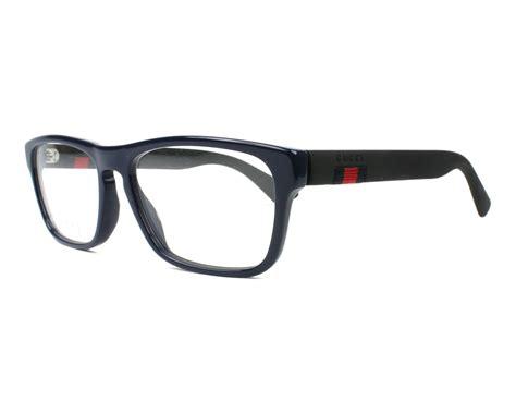 Sepatu Gucci 008 1 gucci eyeglasses gg 0174 o 008 blue visio net