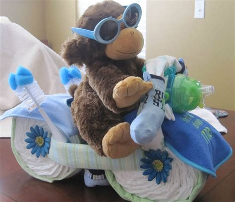 Baby Shower Bike Gift by Baby Shower Motorcycle Cake Centerpiece Hospital