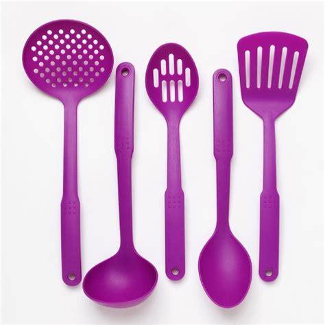 best purple kitchen utensils cooking sets kitchenaid