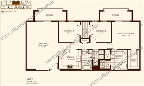 floor plans for condos villa zamora coral gables condo floor plans